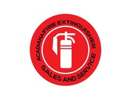 Acadiana Fire Extinguisher Sales and Service Logo - Entry #302
