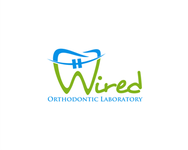 Wired Orthodontic Laboratory Logo - Entry #50