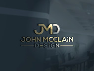 John McClain Design Logo - Entry #9