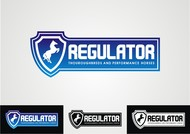 Regulator Thouroughbreds and Performance Horses  Logo - Entry #24