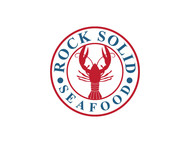 Rock Solid Seafood Logo - Entry #49