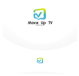 Move Up TV Training  Logo - Entry #58