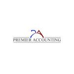 Premier Accounting Logo - Entry #365