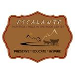 Escalante Heritage/ Hole in the Rock Center Logo - Entry #21