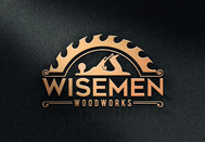Wisemen Woodworks Logo - Entry #47