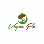 Vegan Fix Logo - Entry #12