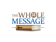 The Whole Message Logo - Entry #72