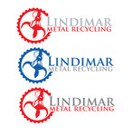 Lindimar Metal Recycling Logo - Entry #340