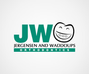 Jergensen and Waddoups Orthodontics Logo - Entry #43