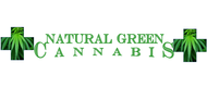 Natural Green Cannabis Logo - Entry #140