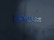Blue Chip Conditioning Logo - Entry #227