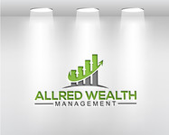 ALLRED WEALTH MANAGEMENT Logo - Entry #713