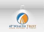 4P Wealth Trust Logo - Entry #326