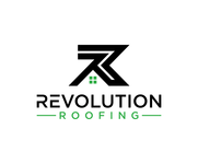 Revolution Roofing Logo - Entry #307