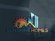 Sunshine Homes Logo - Entry #65