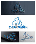 MAIN2NANCE BUILDING SERVICES Logo - Entry #44