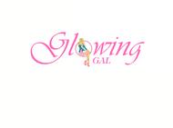 Glowing Gal Logo - Entry #28