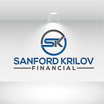 Sanford Krilov Financial       (Sanford is my 1st name & Krilov is my last name) Logo - Entry #324