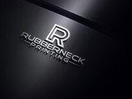 Rubberneck Printing Logo - Entry #45
