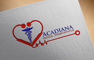 Acadiana Medical Transportation Logo - Entry #12
