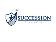 Succession Financial Logo - Entry #665
