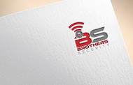 Brothers Security Logo - Entry #125