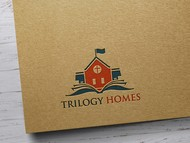 TRILOGY HOMES Logo - Entry #51