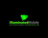 Illuminated Mobile  OR Illuminated M ... I own both urls and I'm still considering what brand to lead with. Logo - Entry #169