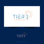 Tier 1 Products Logo - Entry #53