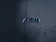 ALLRED WEALTH MANAGEMENT Logo - Entry #412