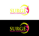 SURGE dance experience Logo - Entry #240