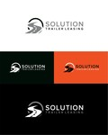 Solution Trailer Leasing Logo - Entry #115