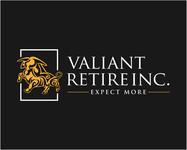 Valiant Retire Inc. Logo - Entry #41