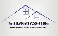 STREAMLINE building & carpentry Logo - Entry #36