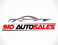 910 Auto Sales Logo - Entry #96