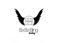 Ba Ba Bling baby Logo - Entry #46