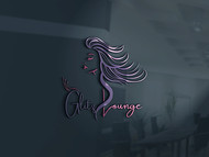 Glitz Lounge Logo - Entry #59
