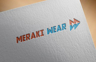Meraki Wear Logo - Entry #210