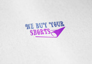 We Buy Your Shorts Logo - Entry #77