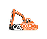 CA Coast Construction Logo - Entry #210