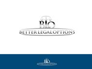 Better Legal Options, LLC Logo - Entry #73