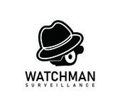 Watchman Surveillance Logo - Entry #298