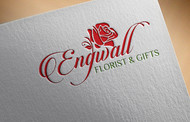Engwall Florist & Gifts Logo - Entry #38