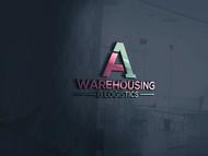 A1 Warehousing & Logistics Logo - Entry #203