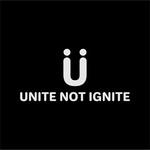 Unite not Ignite Logo - Entry #187