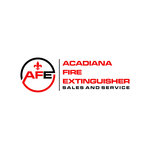 Acadiana Fire Extinguisher Sales and Service Logo - Entry #201