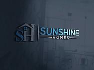 Sunshine Homes Logo - Entry #372