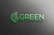 Green Wave Wealth Management Logo - Entry #173