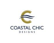 Coastal Chic Designs Logo - Entry #48