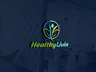 Healthy Livin Logo - Entry #274